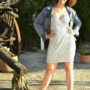 Outfit 3. Chamarra de mezclilla (Casual)