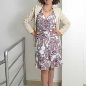 Outfit 3. Blazer beige