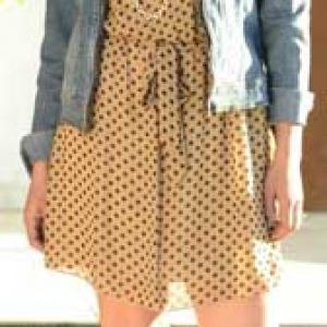 Outfit 4. Casual, chaqueta de mezclilla