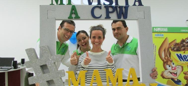 Mamás blogueras en acción: Mamá Integral de Nestlé