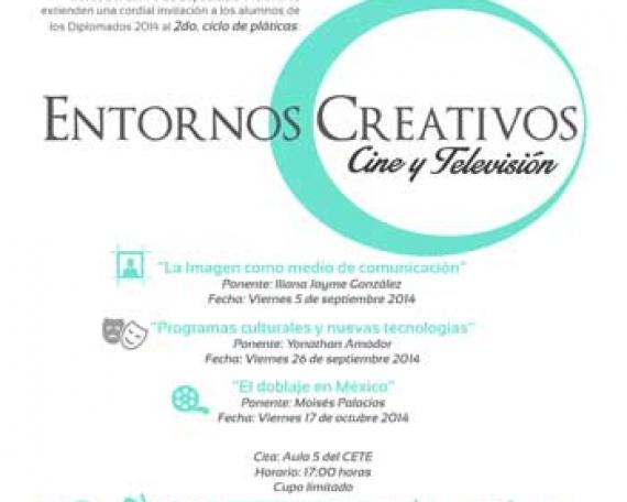CONFERENCIA DGTVE 2014