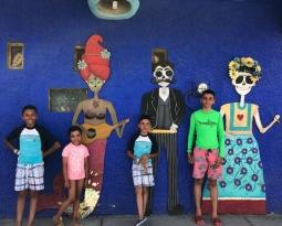Nuestras vacaciones en Sayulita…