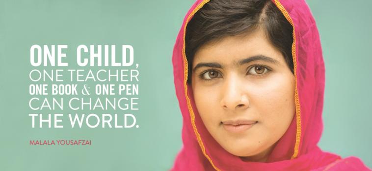 Lo que me enseñó Malala
